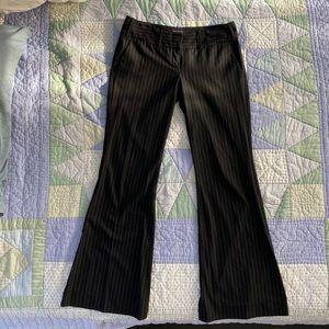 Limited Black Pinstripe Pants - Perfect 4 Work!